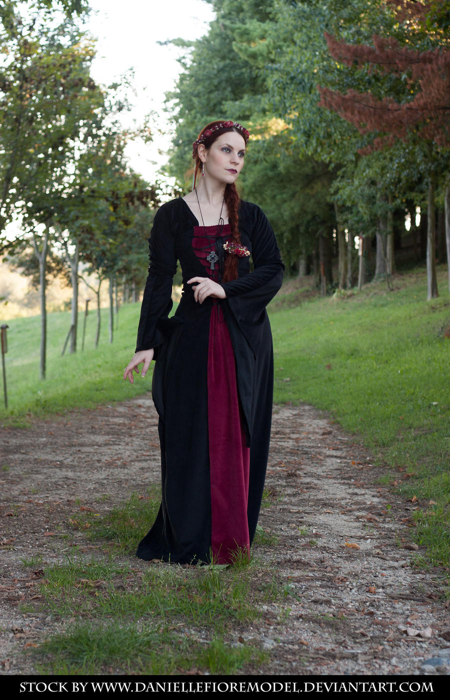 Medieval Romance Stock IX by DanielleFioreModel