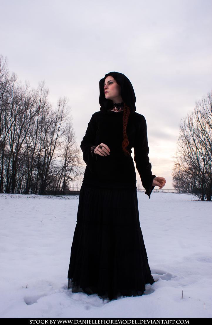 Winter Stock II by DanielleFioreModel