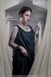 Roman dress Gaia by DanielleFiore