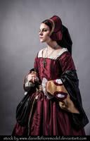 Tudor stock 4 by DanielleFiore
