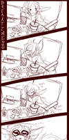 the most retarded comic ever by Dragonpunk15