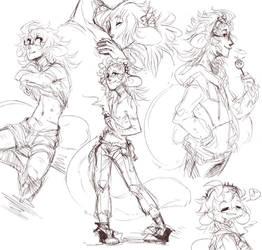 Sassy Rodger by Dragonpunk15