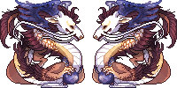 Yun zhong pixels by Dragonpunk15