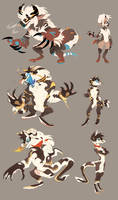 Adopt Concepts For Thanxia