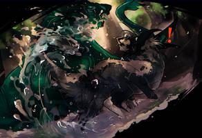 [ROTSD ] ep 2 phase 1 / Catalyst [4] by Dragonpunk15