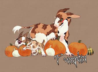 Vaytober 2018 Day: 6 [ Pumpkin ] by Dragonpunk15
