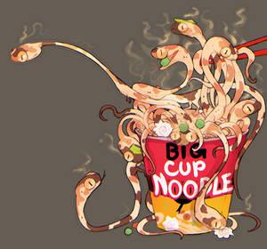 cup of noods