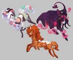 10 Dora Weaver Comms by Dragonpunk15