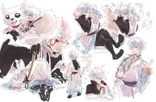 Ginchan Doodles