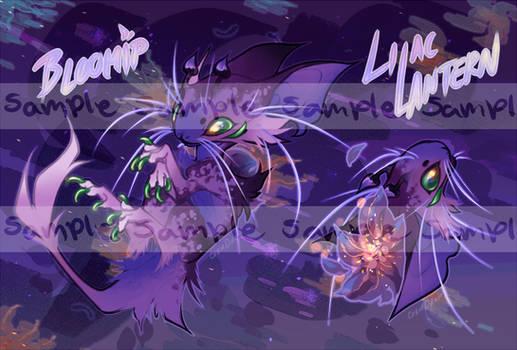 Lilac Lantern Bloomip ADOPT [ OPEN ]