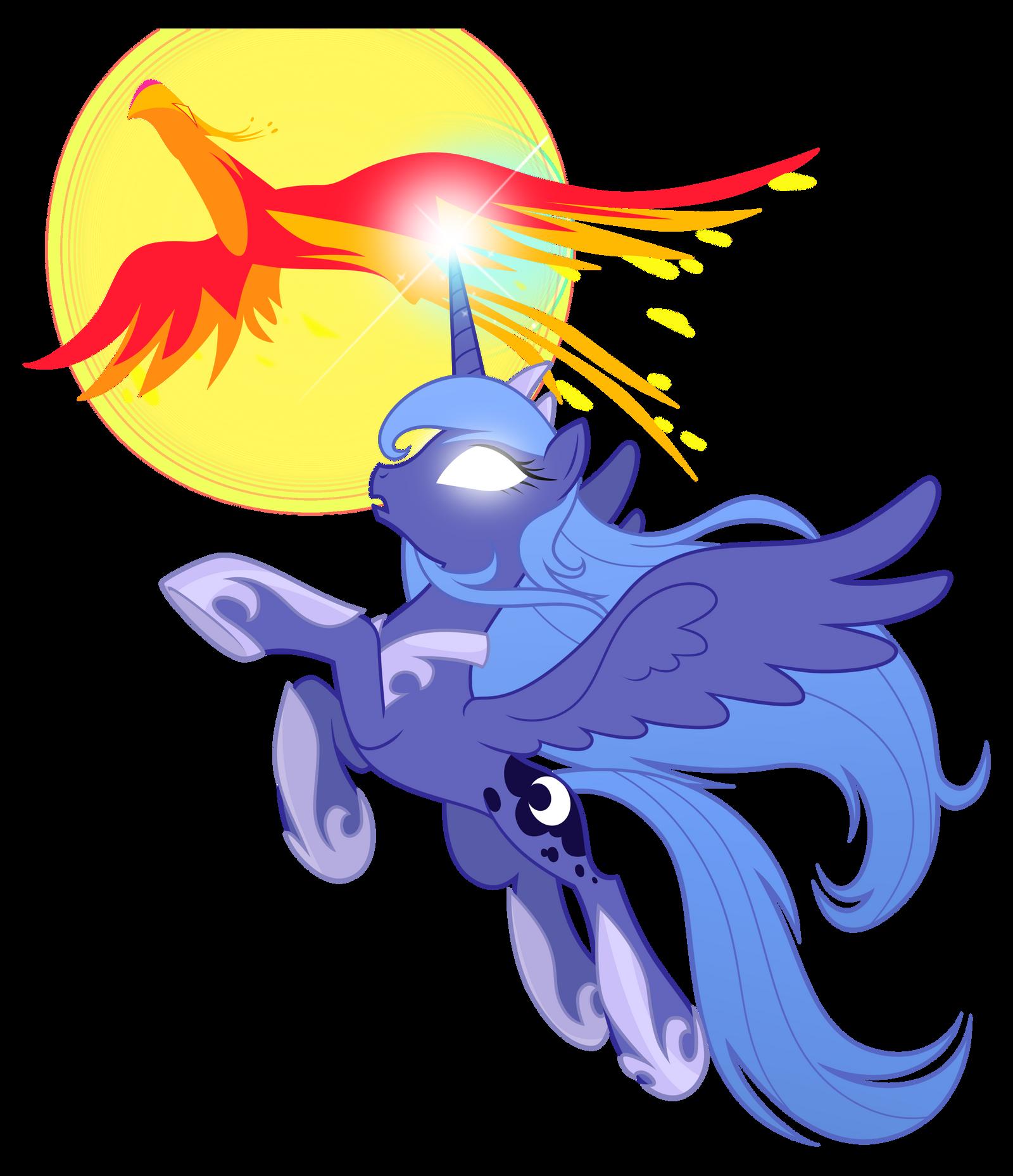 Luna by Equestria-Prevails