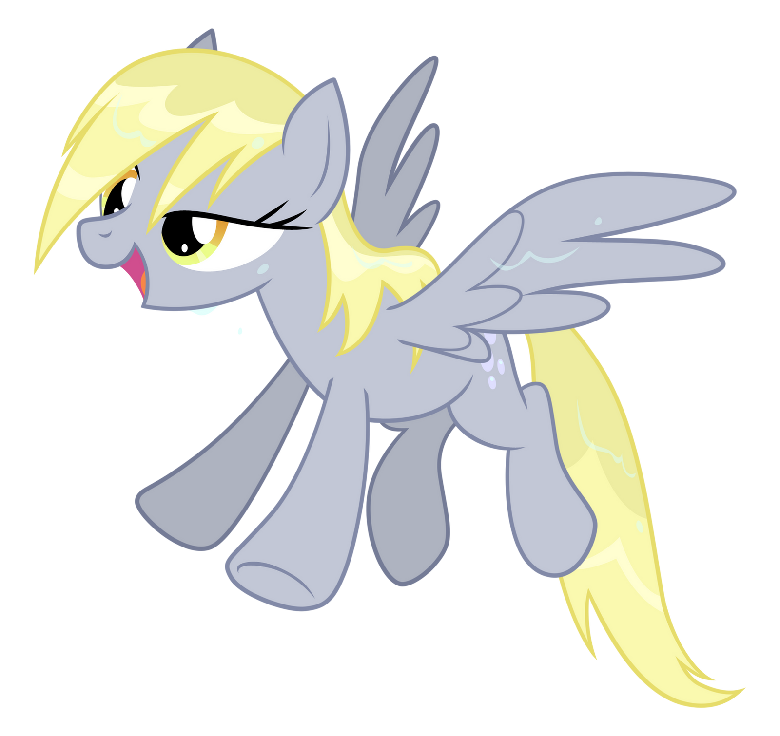 Derpy in the Rain Part Deux by Equestria-Prevails