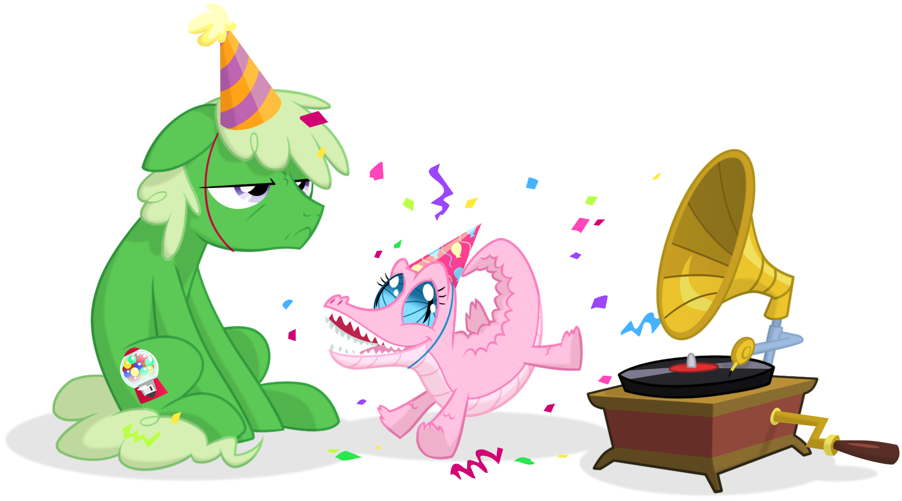 Party Animal by Equestria-Prevails