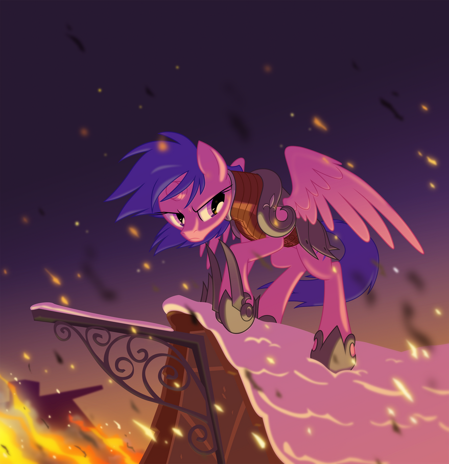 Fireflies By Equestria-Prevails On DeviantArt