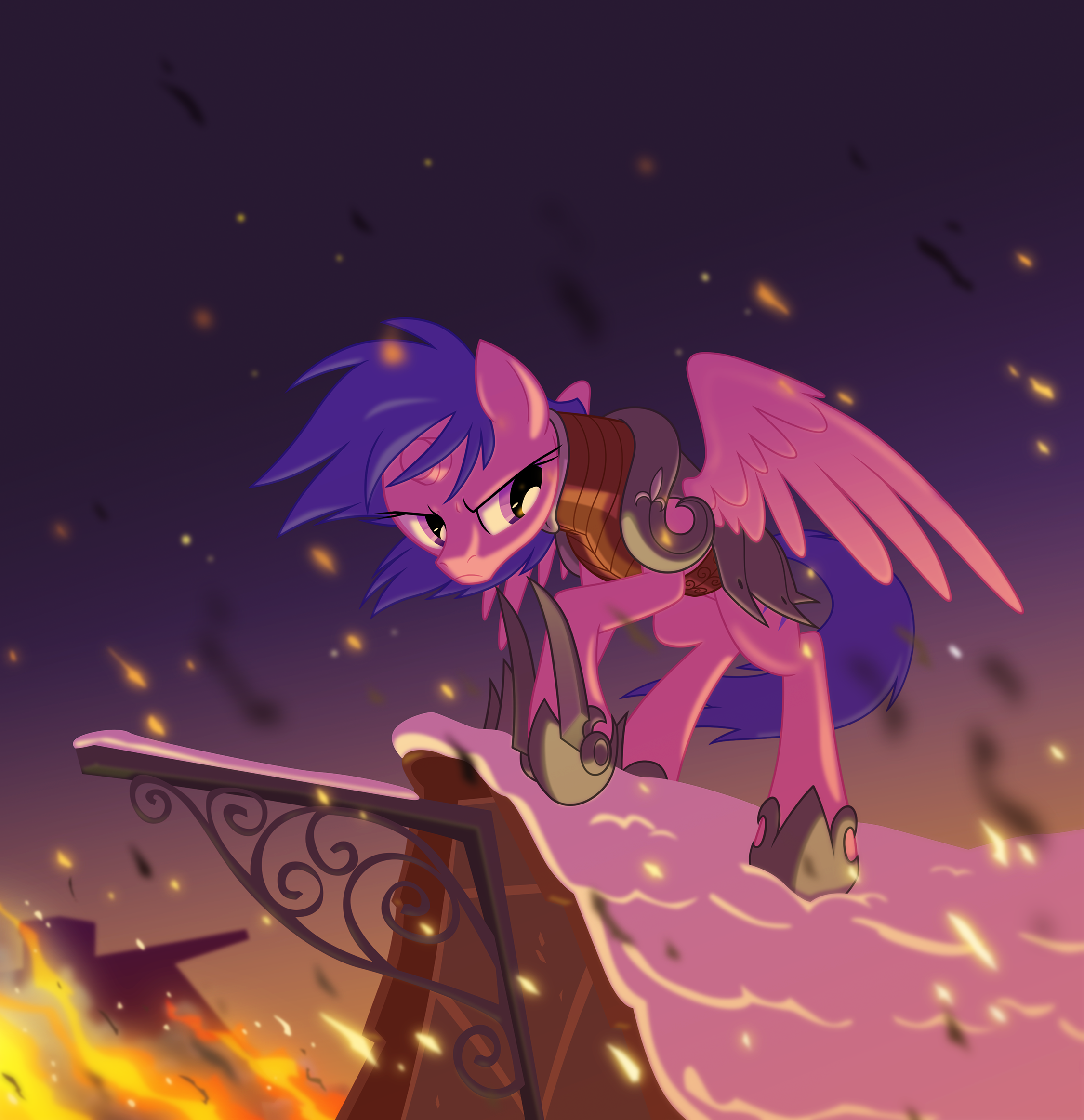 Fireflies by Equestria-Prevails