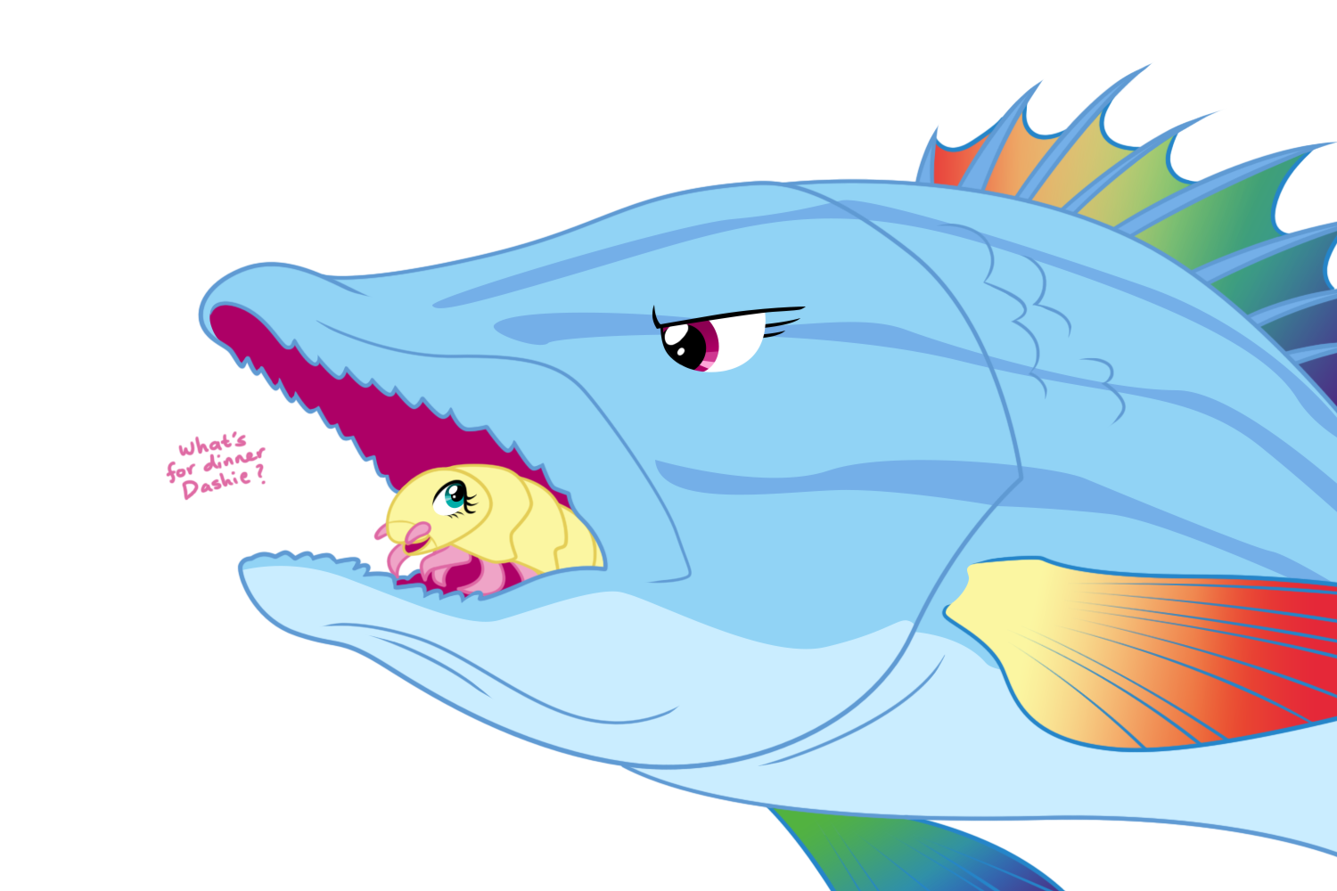 Devious journal entry by equestria prevails on deviantart for My fish stop