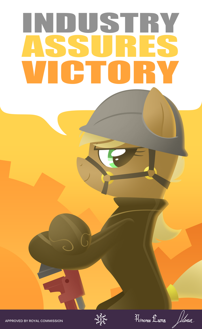 Build for Victory by Equestria-Prevails