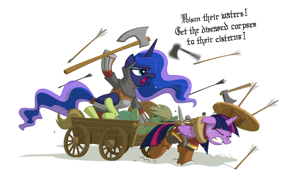 Helicopter Surprise by Equestria-Prevails