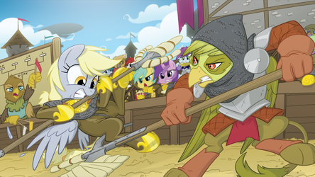 Have at Thee II by Equestria-Prevails