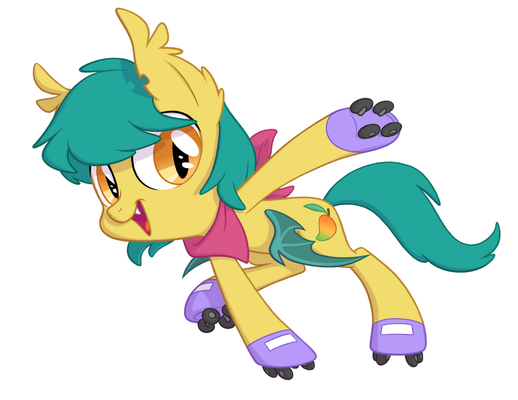 Sweet Roller by Equestria-Prevails