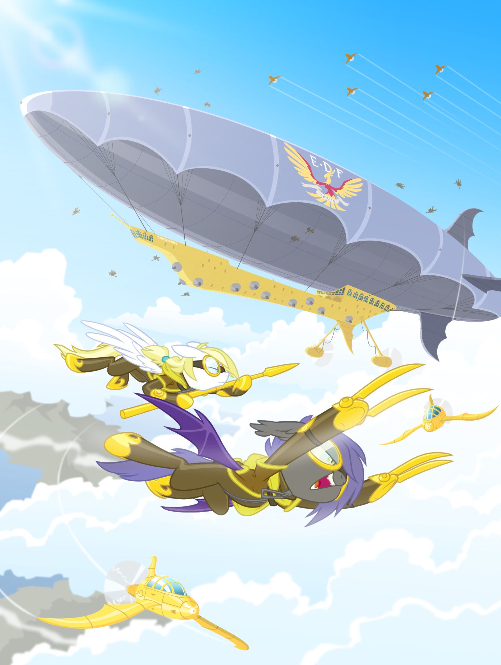 Aerial Supremacy
