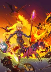 Kingdoms of Fire