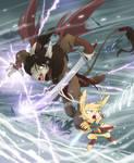 Furious Winds of Ainia