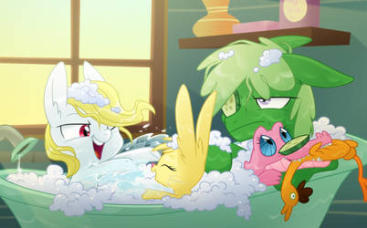 Splashy by Equestria-Prevails
