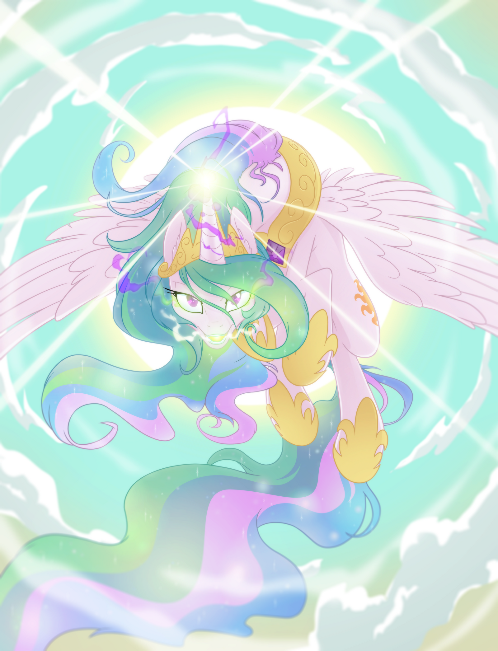Angel of Light by Equestria Prevails on DeviantArt