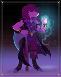 Violet Tormentor