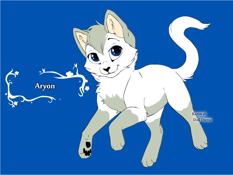 Aryon by BlakGarde