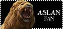Stamp: Aslan by Arthyem