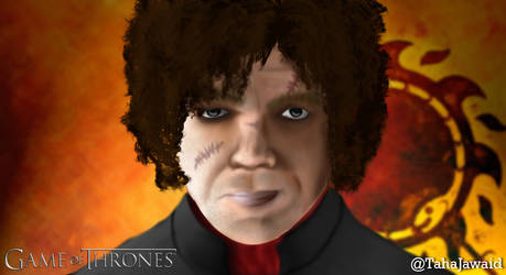 Tyrion Lannister - Digital Painting