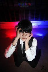 Tokyo Ghoul: Don't look at Me by shien7aries