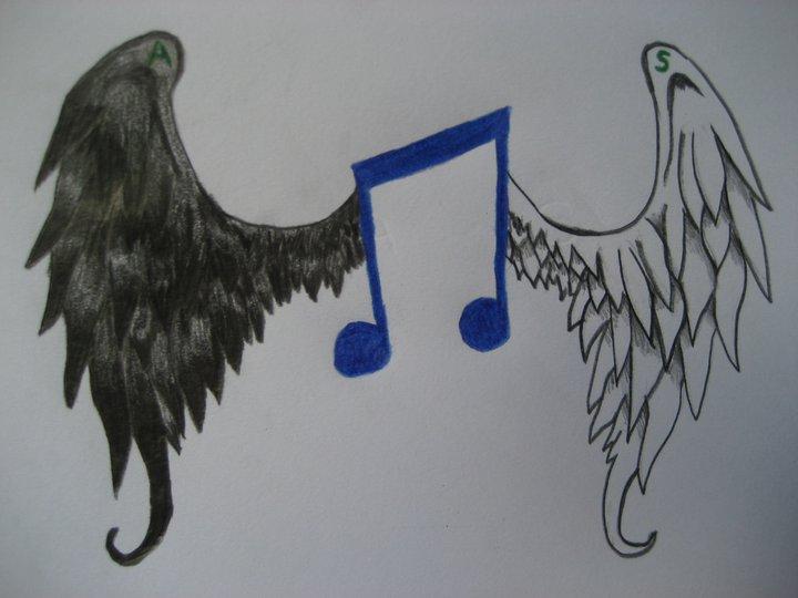 Music Note Drawings Tumblr Rytir