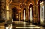 Semperoper Interior