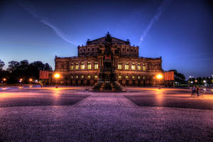 Semperoper by hans64-kjz