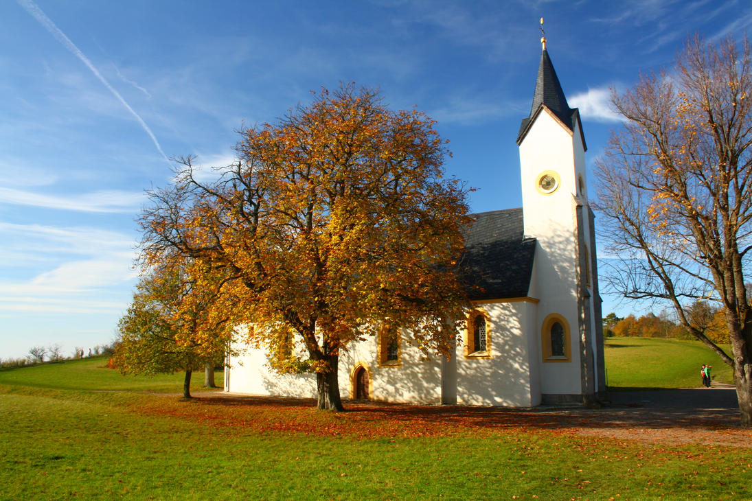Chapel on Staffelberg by hans64-kjz