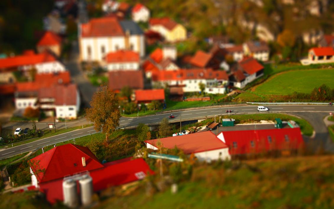 Little world Oberailsfeld by hans64-kjz