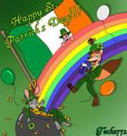 Zootopian St. Patrick's Day Celebration