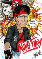 Kung Fury Tribute by Djiguito