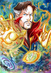 Doctor Strange by Djiguito