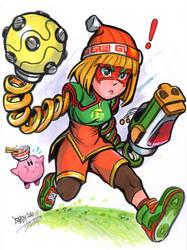 MIN MIN and Kirby
