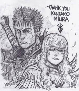 Tribute to Kentaro Miura/ Berserk