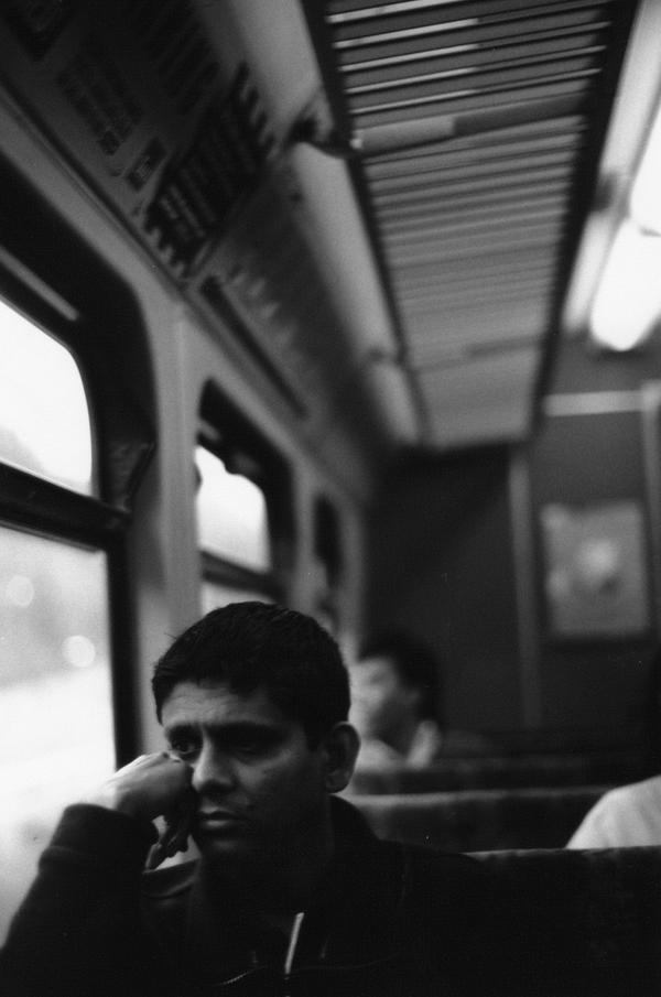 The Commuter. by meechdiddy