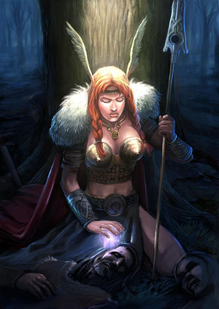 Norse Gods Goddesses Giants Dwarves amp Wights