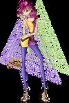 Tecna Arrow Outfit Season 7