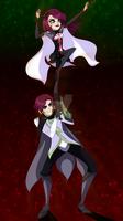 Mephisto and Praxina