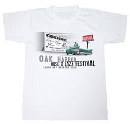 Oak Harbor Music Festival T