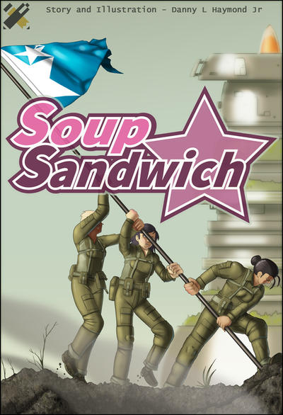 Soup Sandwich CH-0 Cover by Danny-Haymond-Jr